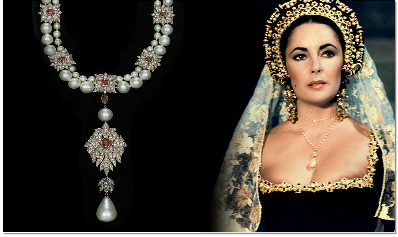 Elizabeth taylor fashion jewelry collection