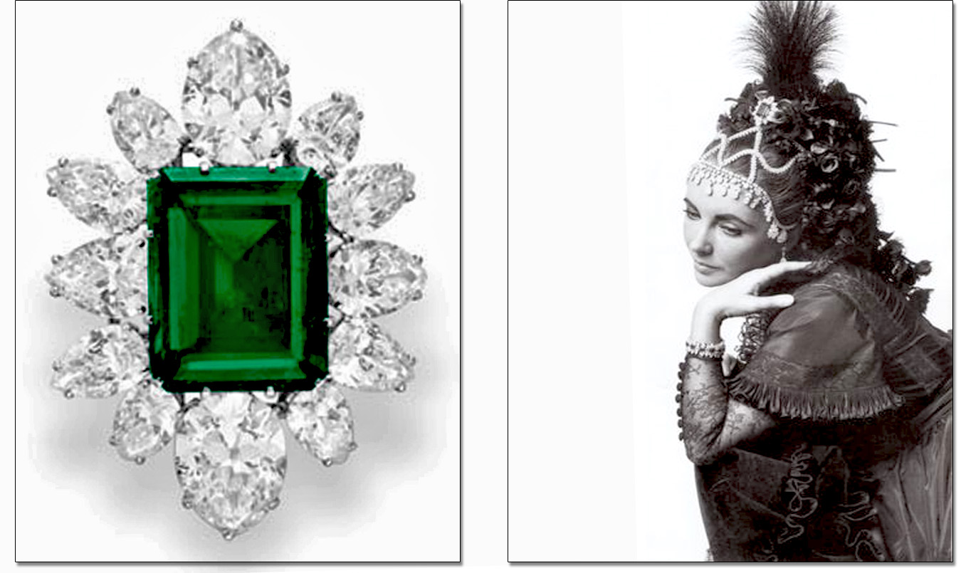 Elizabeth taylor fashion jewelry collection 67